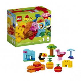 Կոնստուկտոր 10853 DUPLO Դետալների հավաքածու LEGO